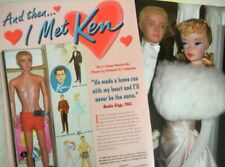 20p History Article + Pics -   VTG Mattel Ken - Barbie's Boyfriend Doll - NICE!