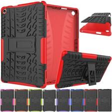 Shockproof Amazon Kindle Fire HD8 (2017) Hybrid Protective Stand Case Cover