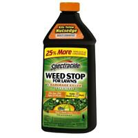 Spectracide Weed Stop For Lawns Plus Crabgrass Killer Concentrate 40-oz