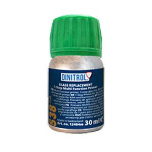 DINITROL 538+ BLACK BODY AND GLASS 1 STEP MULTI FUNCTION PRIMER 30ml + 10 BUDS