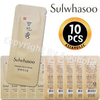Sulwhasoo Firming Neck Cream 1ml x 10pcs (10ml) Sample Newist Version