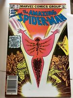 Amazing Spiderman Annual #16 1st appearance of Captain Marvel EXCELLENT COPY!!