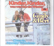CINDY & BERT - Kinder, Kinder, was war das ein Winter