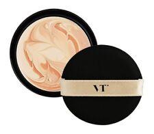 VT Black Collagen Pact Rose Edition SPF50+ /PA+++ 11g No#21 Refill K-Beauty