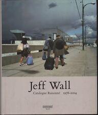 Jeff pared. Catálogo razonado 1978-2004. Vischer, Naef. Schaulager. 2005. ARCH3