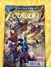 The Avengers Age of Ultron #0.1 2012 Free Comic Book Day