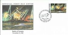 WW2 1990 Marshall Islands Battle of Taranto 1940 FDC
