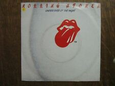 ROLLING STONES 45 TOURS HOLLANDE UNDERCOVE OF THE NIGHT