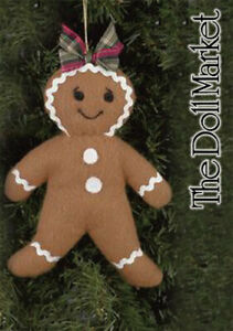 """NEW  Bearington Collection  #1762A Gingerbread Ginger 5"""" with Tags - Retired"""