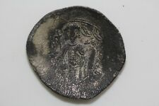 Isaac II Angelus 1185-1195,Billon Aspron Trachy,    O220
