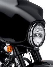 """Original Harley-Davidson """"BURST-COLLECTION"""" Scheinwerfer-Zierring *61400149*"""