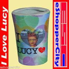 I Love Lucy Ceramic Tooth Brush Holder Bathroom , New Collectible