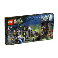 LEGO Monster Fighters The Crazy Scientist and His Monster 9466 New In Box HTF