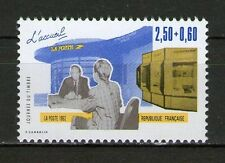 STAMP / TIMBRE FRANCE NEUF N° 2743 ** JOURNEE DU TIMBRE L'ACCUEIL DES USAGERS