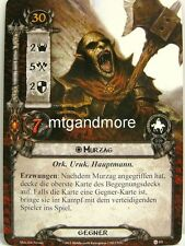 Lord of the Rings LCG  - 1x Murzag  #151 - Das Morgul-Tal