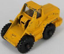 Corgi Junior Super Loadmaster SL3000 Yellow - Incomplete