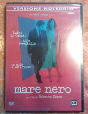FILM-DVD- MARE NERO IN ITALIANO CON CON LUIGI LO CASCIO NUOVO INCELLOPHANATO