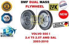 Para Volvo S60 i 2.4 T5 2. 5t AWD Sal 2003-2010 Nuevo Dual Mass Dmf Volante