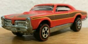 Hot Wheels Since '68 Top 40 #15/40 '67 Pontiac GTO 1/64th Scale Model