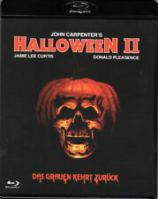 Halloween 2 , black Edition , Blu-Ray , uncut , NEW , english / german audio