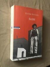 SOTTSASS - SCRITTI 1946-2001 - Neri Pozza 2002