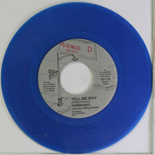 PARAMOUNTS: Tell Me Why / Stand By Me 45 (blue wax) Vocal Groups