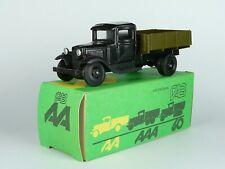 Vintage Gaz-AA (Ford-AA) Truck #2 USSR Leningrad Dvigatel Novoexport 1/43