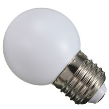 E27 1W Holiday Globe Lamp Replacement For Living Room Decoration White