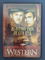 DVD EL ULTIMO TREN Kirk Douglas Anthony Quinn Carolyn Jones JOHN STURGES