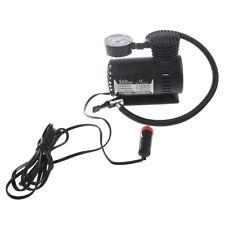 2x(12v Car Auto Electric Pump Air Compressor Portable Tire Inflator 300psi K590
