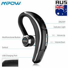 MPOW Wireless Bluetooth 4.1 Stereo Earbud Headset Earphone Headphone fr Samsung