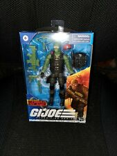 G.I. Joe Classified Cobra Island Beach Head  #10 Action Figure blue eyes