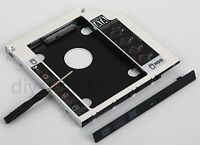 2nd SSD HD Hard Drive Caddy Adapter for Toshiba Satellite C55 C55a C55d SU-208DB