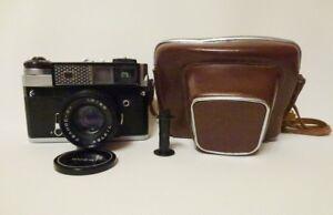 KIEV-5 Rare Russian Camera Arsenal Manual+lens Helios-94 #7103404
