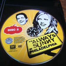 Its Always Sunny In Philadelphia Season 1 Disc 2 Replacement Disc  DVD ONLY