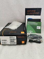 Nokia E5 Box And Accessories