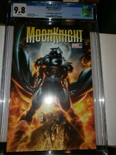 Moon Knight #1 Philip Tan Trade Dress Variant CGC 9.8