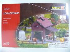 H0: Faller 130537 'Slaughterhouse', New