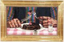 Joseph Hirsch Original Oil Painting On Canvas American 1978 Framed