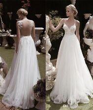 JF New Robe de mariée mariage soirée wedding evening dress