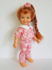 CINNAMON Doll Clothes Crop Top, Pants & Hair Scrunchie HM Fashion NO DOLL d4e