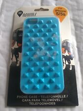 Muuvism blue hard case for iPhone 5/5s