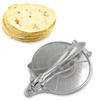 """Granite Ware 6"""" Cast Aluminum Tortilla Press For Flatbread & Dessert Shells Too!"""