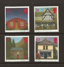 1997 GB, Sub-Post Offices , Fine Used Set of Stamps, SG 1997-2000