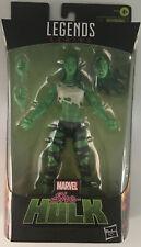 Marvel Legends Series She-Hulk 6? In. Inch Action Figure (2021, Hasbro)