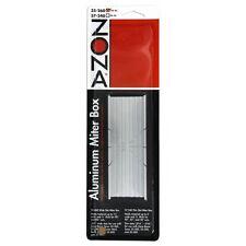 Zona Aluminium Mitre Box SA35/260 for Zona Razor Saws