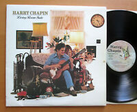 Harry Chapin Living Room Suite 1978 EXCELLENT Vinyl Elektra 6E-142