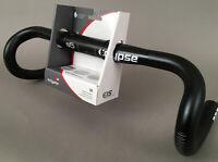 Eclypse S5 31.8mm x 38cm Alloy Road Bike Handlebar Black 70mm Reach 320 Grams