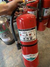 Amerex 397 11lbs Halotron Abc Fire Extinguisher