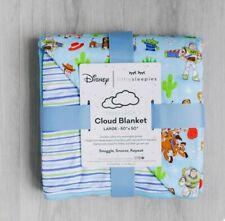 little sleepies blanket disney toy story